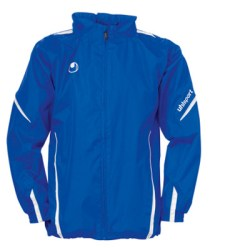 Uhlsport Team Rainjacket (blue)