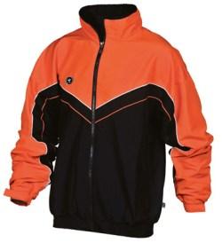Prostar Luna Tracksuit Jacket (orange-black)