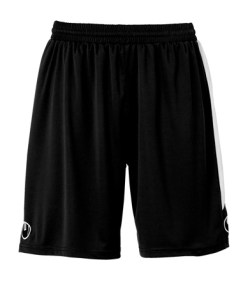 Uhlsport Liga Football Shorts (black-white)
