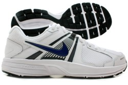 Dart 10 Running Shoes White