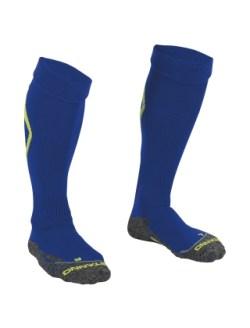 Stanno Forza Football Socks (blue-yellow)