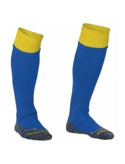 Stanno Combi Football Socks (blue-yellow)