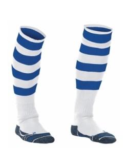 Stanno Original Football Socks (white-blue)