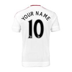 2015-2016 Man Utd Away Shirt (Your Name) -Kids