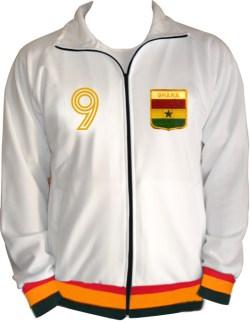 Ghana Track Jacket