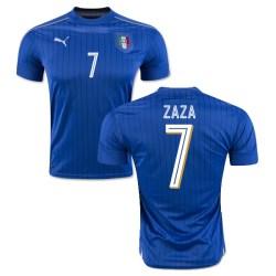 2016-2017 Italy Puma Home Shirt (Zaza 7)