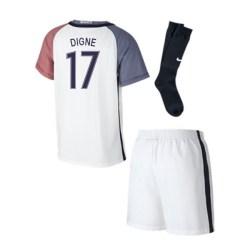 2016-17 France Away Little Boys Kit (Digne 17)