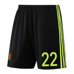 2016-17 Belgium Home Shorts (22) - Kids