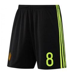 2016-17 Belgium Home Shorts (8)