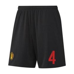 2016-17 Belgium Away Shorts (4)