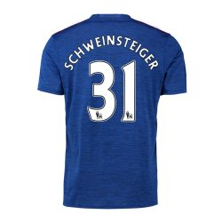 2016-17 Manchester United Away Shirt (Schweinsteiger 31) - Kids