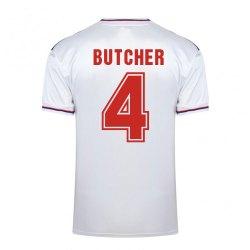 Score Draw England World Cup 1982 Home Shirt (Butcher 4)
