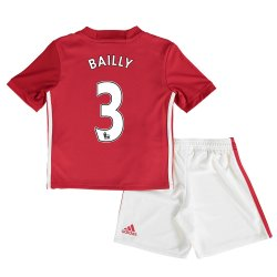2016-17 Man United Home Baby Kit (Bailly 3)