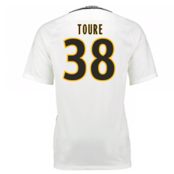 2016-17 Monaco Away Shirt (Toure 38) - Kids