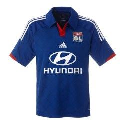 2012-2013 Olympique Lyon Adidas Away Shirt