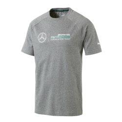 2017 Mercedes AMG Petronas Puma Logo Tee (Black)