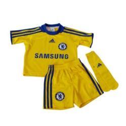 08-09 Chelsea 3rd Mini Kit