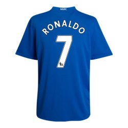08-09 Man Utd 3rd (Ronaldo 7)