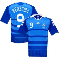 09-10 France home (Benzema 9)