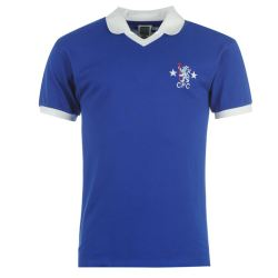 Score Draw Chelsea 1976 Home Shirt