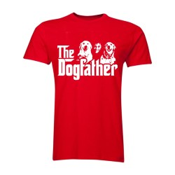 Alexis Sanchez - The Dogfather T-Shirt (Red) - Kids