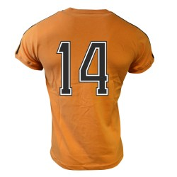 Johan Cruyff Holland 1974 World Cup Shirt (number 14)