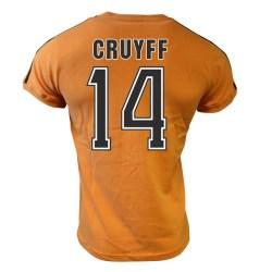 Johan Cruyff Holland 1974 World Cup Shirt (Cruyff 14)