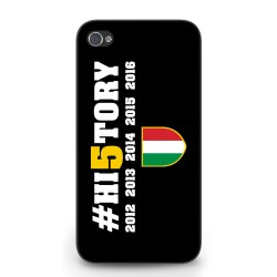 Juventus History Winners iPhone 6 Cover (Black)