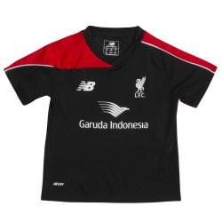 2015-2016 Liverpool Infants Training Shirt (Black)