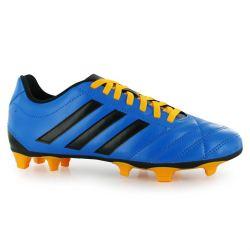 adidas Goletto FG Mens Football Boots (Shock Blue-Black)