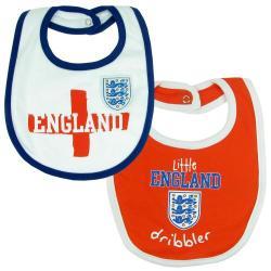 England F.A. 2 Pack Bibs
