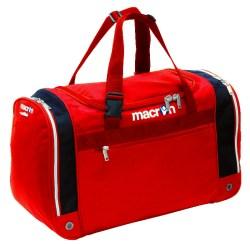 Macron Trio Players Bag (red) - Medium