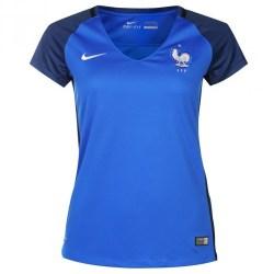 2016-2017 France Home Nike Womens Shirt