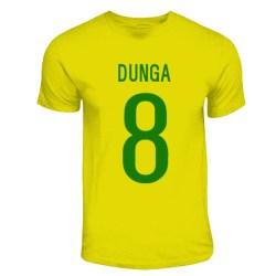 Dunga Brazil Hero T-shirt (yellow)