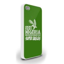 Nigeria Super Eagles Iphone 5 Cover (green)