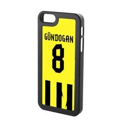Ilkay Gundogan Dortmund Iphone 5 Cover (yellow-black)