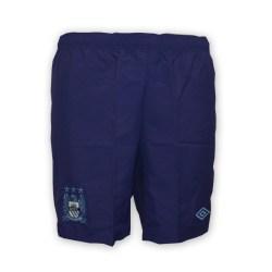 2012-13 Man City Away Umbro Goalkeeper Shorts