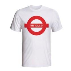 The Valley London Tube T-shirt (white) - Kids