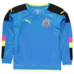 2016-2017 Newcastle Away Goalkeeper Shirt (Kids)