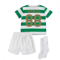 2017-18 Celtic Home Mini Kit (Kouassi 88)