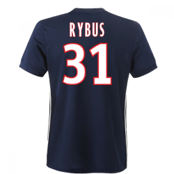 2017-2018 Lyon Adidas Away Shirt (Rybus 31)
