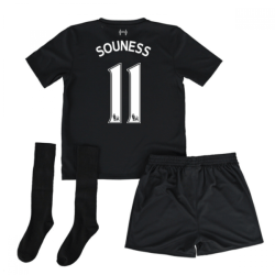 2016-17 Liverpool Away Mini Kit  (Souness 11)