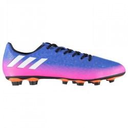 Adidas Messi 16.4 FG Mens Football Boots (Blue-Pink)
