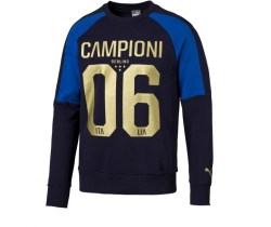 Italy 2006 Tribute Sweat Top (Peacot-Blue) - Kids