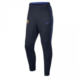 2016-2017 Barcelona Nike Strike Dry Pants (Obsidian)