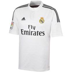 2014-15 Real Madrid Adidas Home Football Shirt