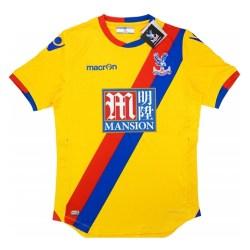 2016-17 Crystal Palace Macron Away Authentic Football Shirt