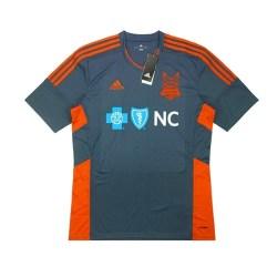 2016 Carolina Railhawk Home Football Shirt Kids