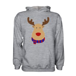 Crystal Palace Rudolph Supporters Hoody (grey) - Kids