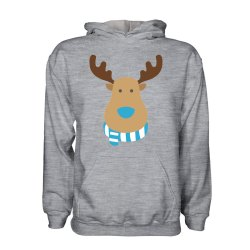 New York City Rudolph Supporters Hoody (grey)